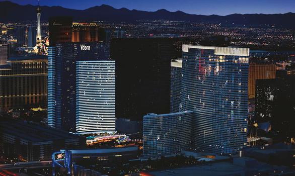 Vdara Hotel and Spa Las Vegas