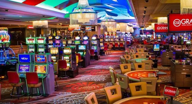 Casino at Grand Sierra Resort and Casino
