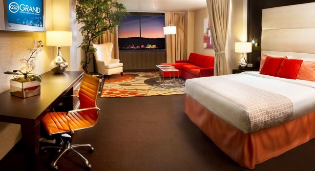 Suite at Grand Sierra Resort and Casino