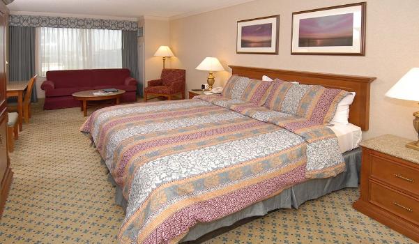 King Room at Harrah's Resort Atlantic City