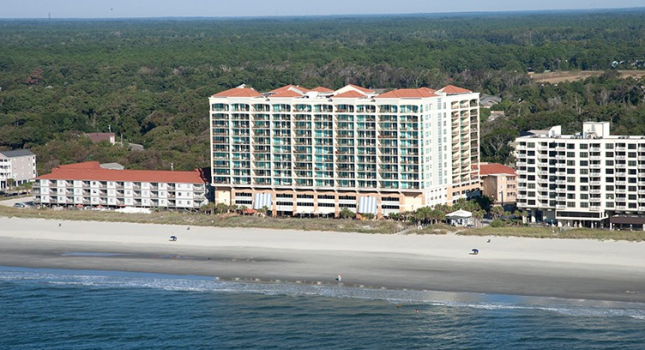 Mar Vista Grande Hotel In Myrtle Beach For 186