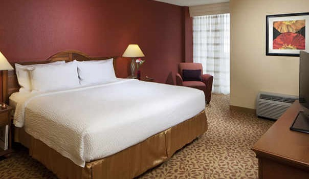 Room at Courtyard by Marriott Miami