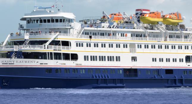 MS Saint Laurent cruise ship