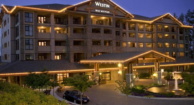 Westin Bear Mountain Victoria Golf Resort and Spa