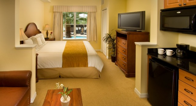 Studio Suite at The Point Universal Resort