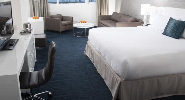 Playful Junior Suite at Hotel YVE Miami