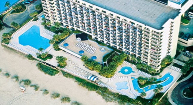 Coral Beach Resort in Myrtle Beach