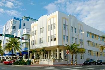 Majestic South Beach Hotel in Miami