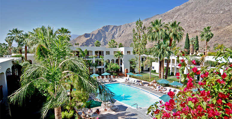 Palm mountain resort and spa in palm springs for 99 for Pool garden mountain resort argao