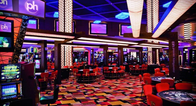 Casino at Planet Hollywood