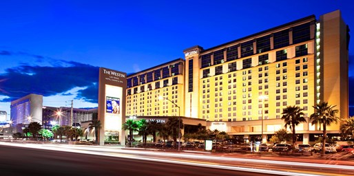 The Westin Las Vegas Hotel, Casino and Spa