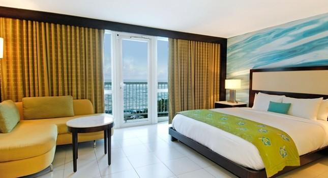 Room at The Condado Plaza Hilton