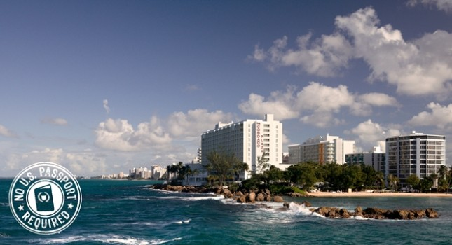 The Condado Plaza Hilton resort in San Juan