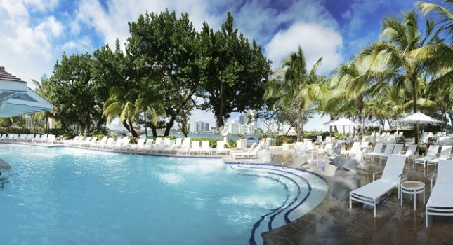 Pool at The Condado Plaza Hilton