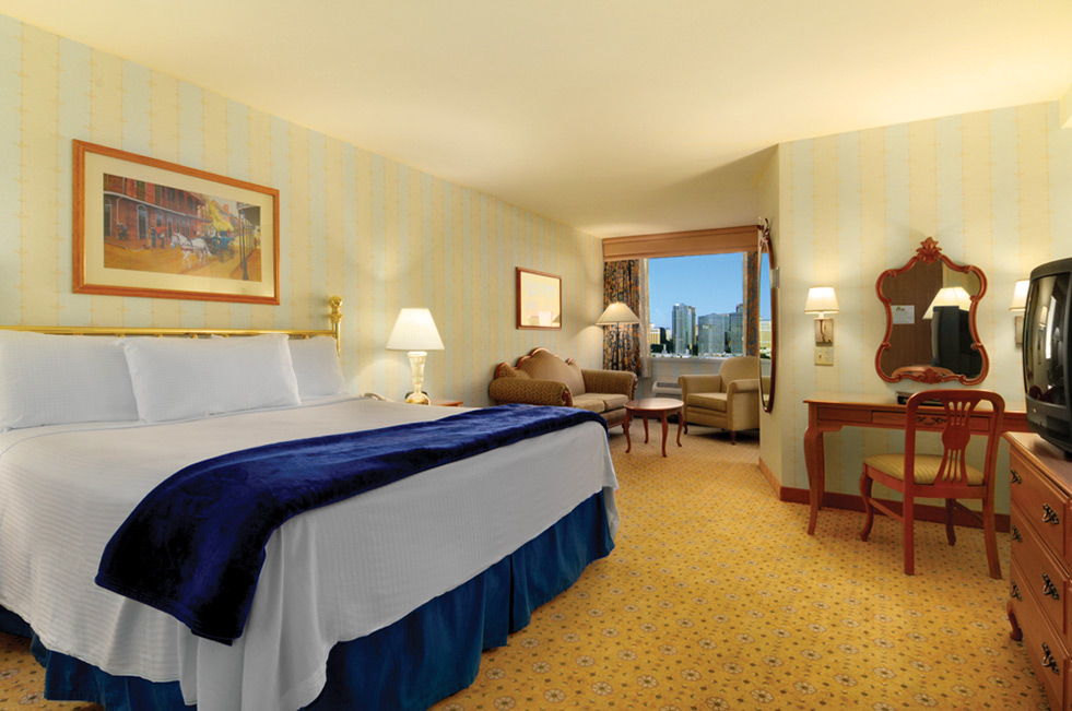 The Orleans Hotel and Casino in Las Vegas for $36