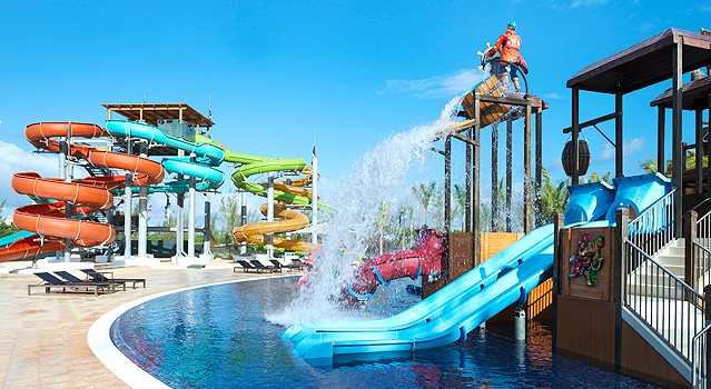 Waterpark at Royalton White Sand