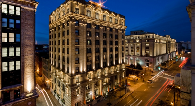 Hotel St Paul Montreal