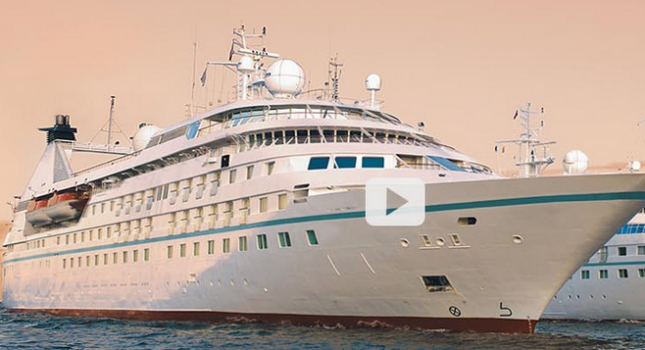 Star Breeze cruise ship by Windstar Cruises
