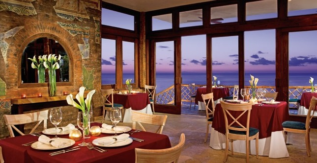Restaurant at Sunscape Sabor Cozumel