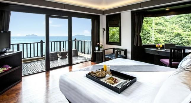 Bedroom at Villa 360 Phi Phi Island