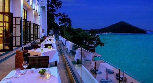 Restaurant at Villa 360 Phi Phi Island