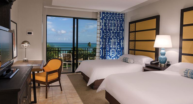 Room at Wyndham Grand Rio Mar Resort
