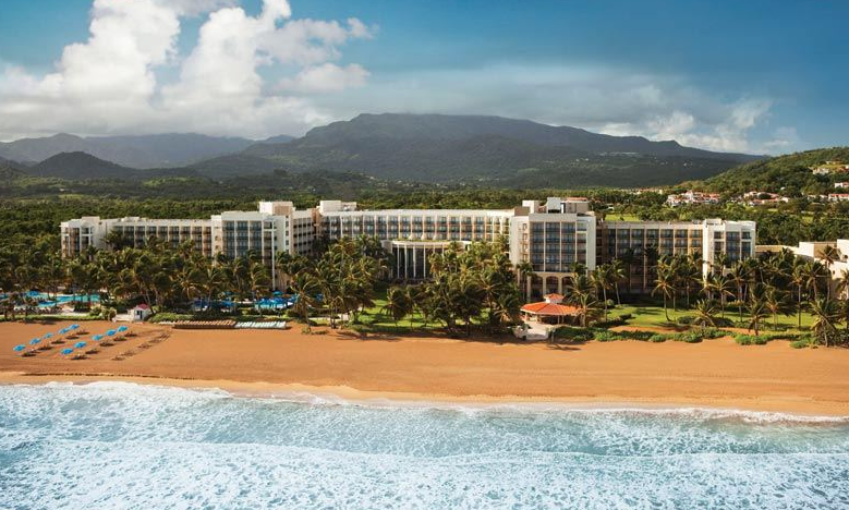 Wyndham Grand Rio Mar Beach Resort And Spa In San Juan For