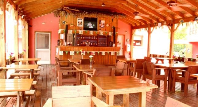 Bertha's Grill at Coco Plum Resort