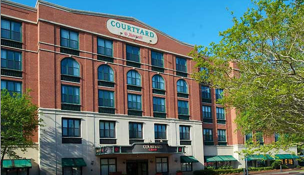 Courtyard by Marriott Savannah Downtown/ Historic District