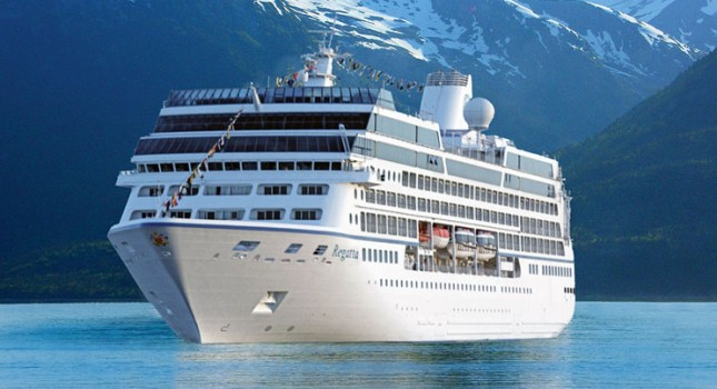 Regatta cruise ship - Oceania Cruises