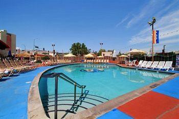 Pools at Sands Regency Casino Hotel