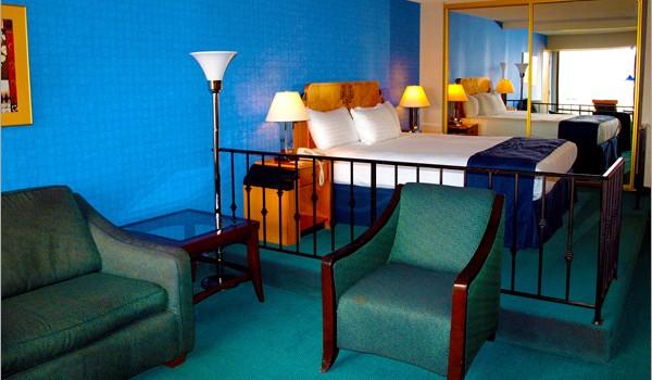 Petite Suite at Sands Regency Casino Hotel