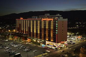 Sands Regency Casino Hotel Downtown Reno