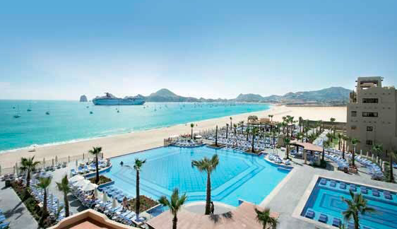 Riu Santa Fe resort in Los Cabos