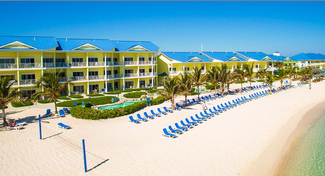 Wyndham Reef Resort on Grand Cayman