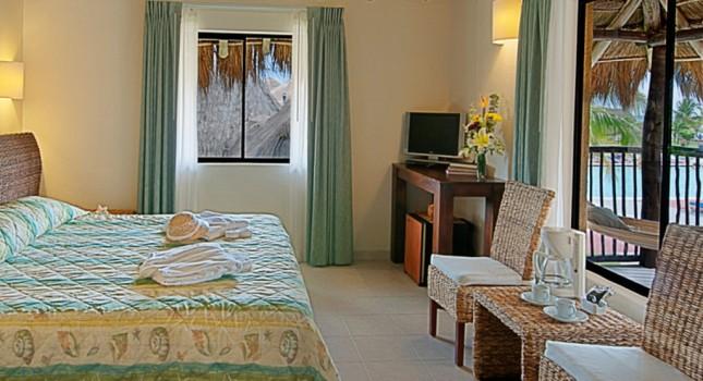 Room at Allegro Cozumel Resort