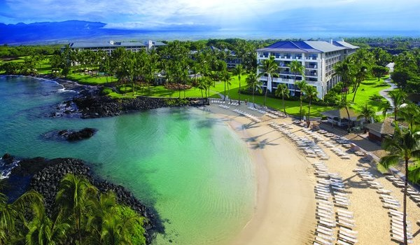 Fairmont Orchid on Big Island