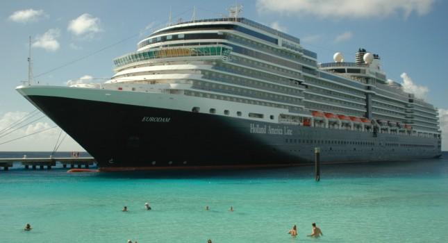 MS Eurodam cruise ships