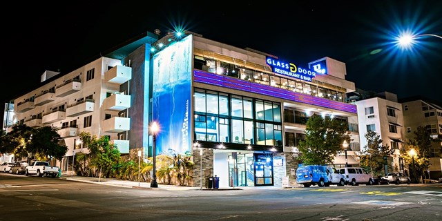 Porto Vista Hotel in San Diego