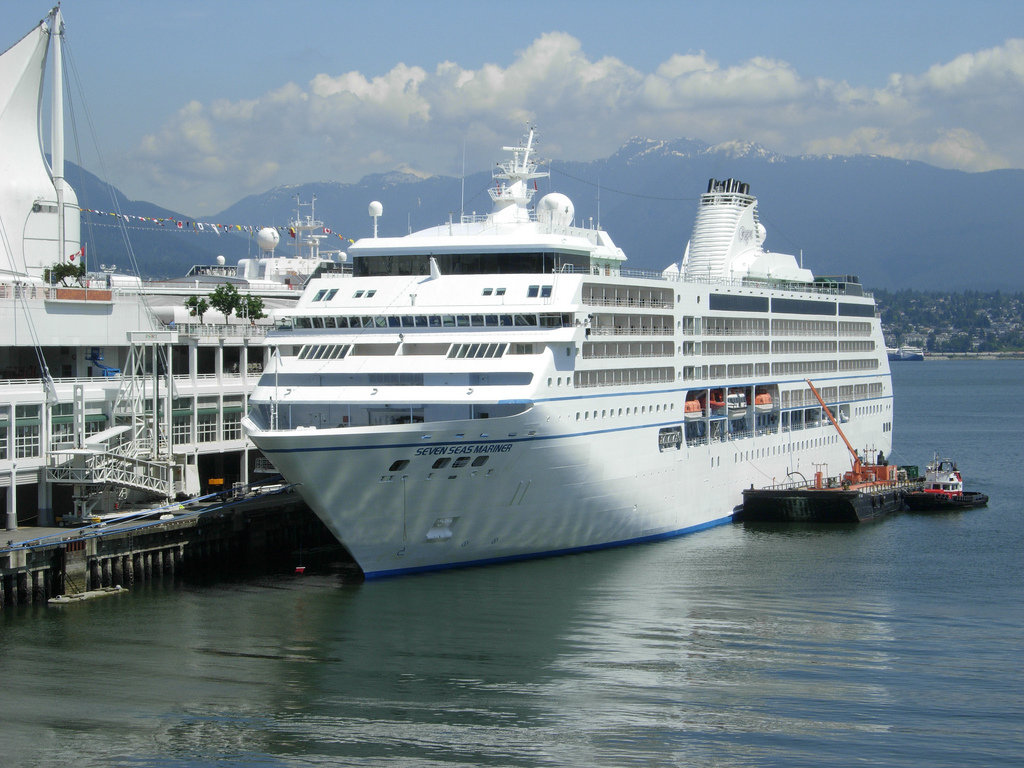 14 nights luxury cruise to canada on seven seas mariner