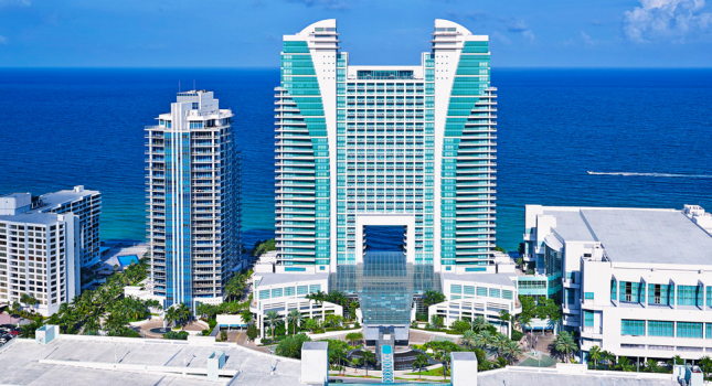 Diamond Resort and Spa in Hollywood, Florida