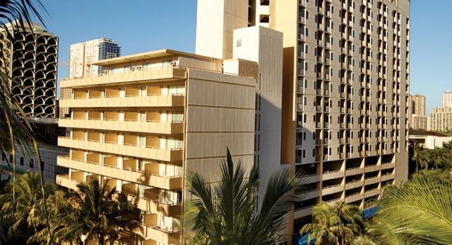 Ohana Waikiki Malia hotel
