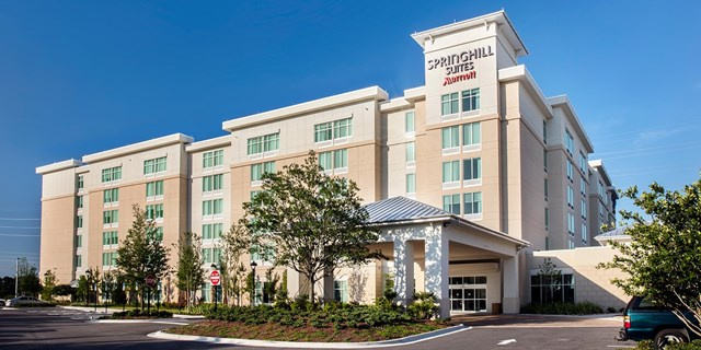 SpringHill Suites Orlando at Flamingo Crossings