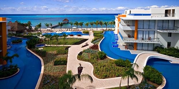 Secrets Aura Cozumel all-inclusive resort