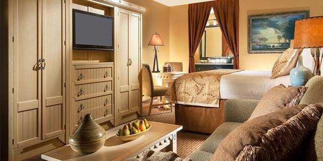 Room at Capitol Reef Resort