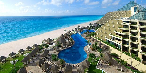 Paradisus Cancun resort