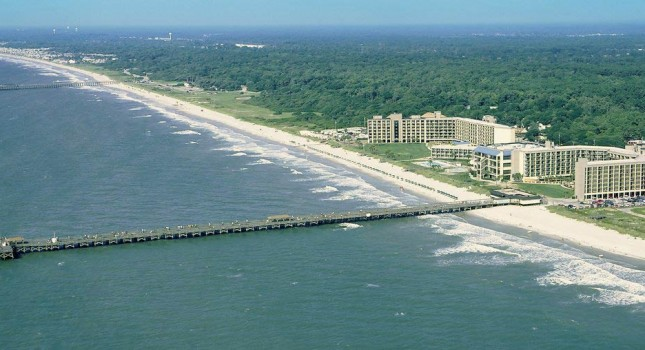 Springmaid Beach Resort in Myrtle Beach