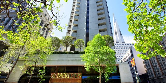 4 le meridien san francisco on sale for 179