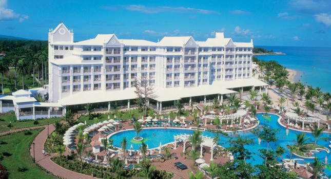 Riu Ocho Rios beach resort