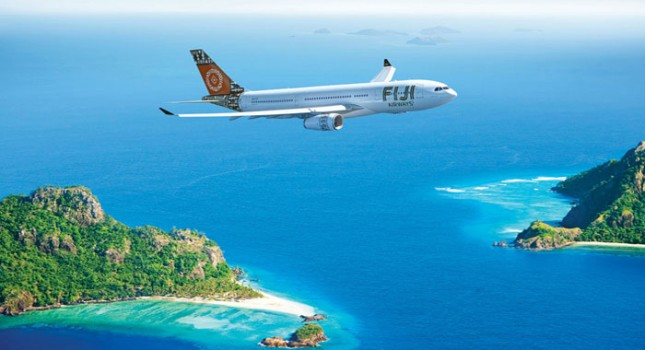 Fiji vacation - flying with Fiji Airways